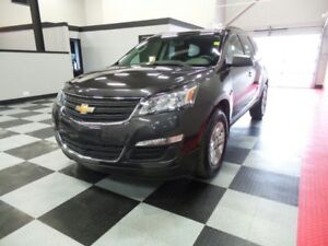 2016 Chevrolet Traverse LS,AWD,8 PASSENGER, EASY FINANCE WE APPR