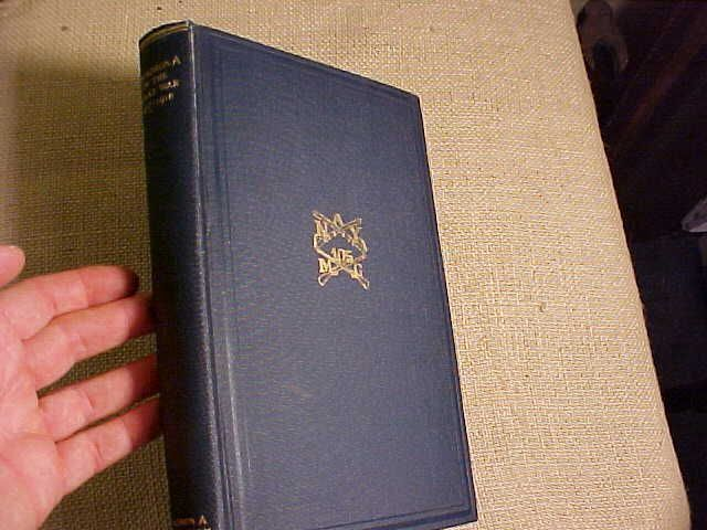 ORIGINAL SCARCE WWI US 105TH MG BATTALION UNIT HISTORY