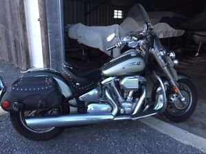 1999 Yamaha Road Star XV 1600 in excellent condition