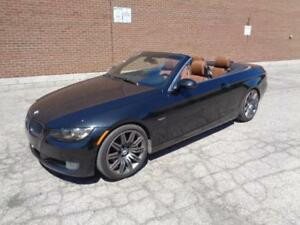 2008 BMW 3 Series 335i 6SPEED** CONVERTIBLE NOW ONLY $15979