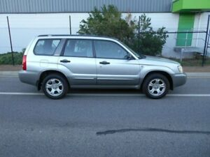 2003 Subaru Forester 79V MY03 XS AWD Silver 4 Speed Automatic Wagon Beverley Charles Sturt Area Preview