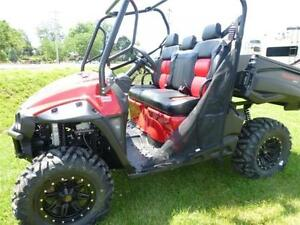 NEW MAHINDRA DIESEL mPACT XTV 1000 S SIDE BY SIDE ATV