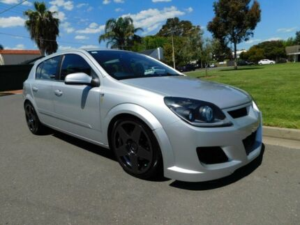 2006 Holden Astra AH MY06.5 CDTi Silver 6 Speed Sports Automatic Hatchback Somerton Park Holdfast Bay Preview