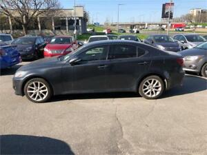 2011 Lexus IS 250-FULL-AUTO-MAGS-CUIR-TOIT-4X4