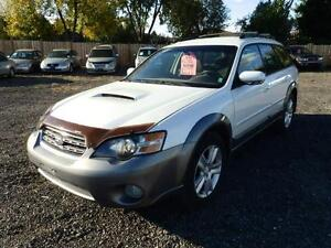 2005 Subaru Outback 2.5 XT IT'S BEING SOLD (AS IS)