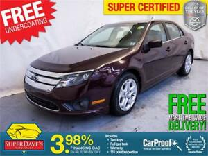 2011 Ford Fusion SE *Warranty* $98.90 Bi-Weekly OAC
