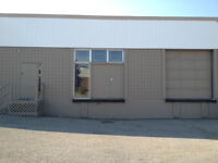 Warehouses and Office Space available Immediately