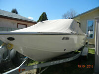 Crestliner Fishing Boat For Sale