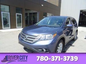 2012 Honda CR-V AWD EX Heated Seats,  Back-up Cam,  Bluetooth,