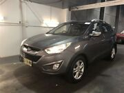 2011 Hyundai ix35 LM MY11 Active (FWD) Grey 6 Speed Automatic Wagon Beresfield Newcastle Area Preview
