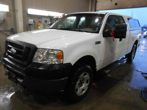 2007 Ford F-150 XL Extended Cab Pickup Truck, 4X4