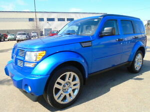 2008 Dodge Nitro SLT SPORT-HEATED LEATHER--NAVI-B/SENSOR--133K