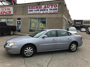 2006 Buick Allure LEATHER-SUNROOF-CERTIFIED!!!