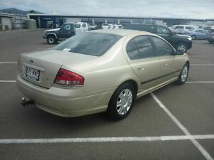 2005 Ford Falcon BF XT Gold 4 Speed Sports Automatic Sedan Vincent Townsville City Preview