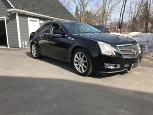 2008 Cadillac CTS Loaded Sedan in Very Good Condition