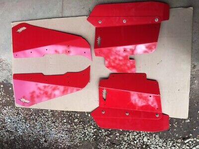 3001 Cf Red Powder Coat
