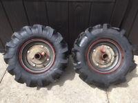 Rotavator Wheels