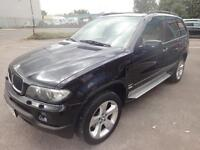 LHD 2006 BMW X5 3.0D Sport 4x4 Auto UK REGISTERED
