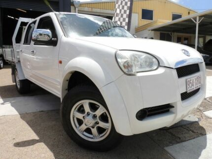 2011 great wall v240 k2 my11 white 5 speed manual utility cars 2010 great wall v240 k2 super luxury white 5 speed manual utility fandeluxe Choice Image