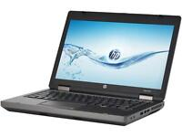 A ProBook6460b hp laptop i5 with Webcam & Wifi for sale.