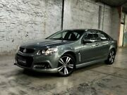 2015 Holden Commodore VF MY15 SV6 Storm Grey 6 Speed Sports Automatic Sedan Mile End South West Torrens Area Preview
