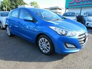2016 Hyundai i30 GD4 Series II MY17 Active Blue 6 Speed Sports Automatic Hatchback Mount Gravatt Brisbane South East Preview