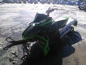Xf800 2012 arctic cat en piece