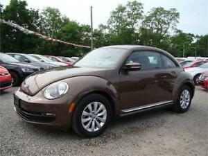 2014 Volkswagen Beetle Coupe 1.8T Only $125 biweekly