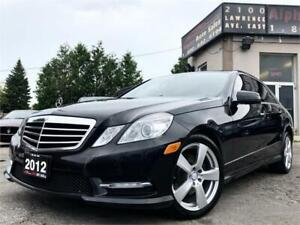2012 Mercedes-Benz E-Class E300 4MATIC *No Accidents* Certified!
