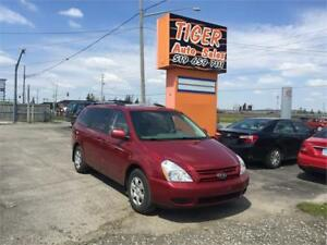 2010 Kia Sedona LX***7 PASSENGERS***ONLY 148 KMS***GREAT VAN