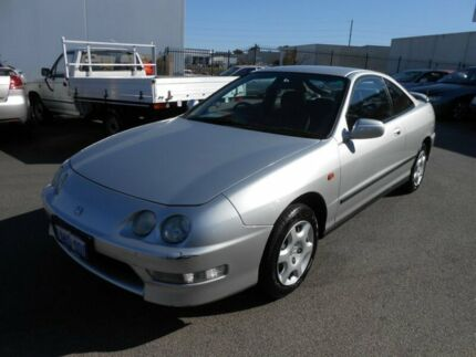 1999 Honda Integra GSi Silver 4 Speed Automatic Coupe