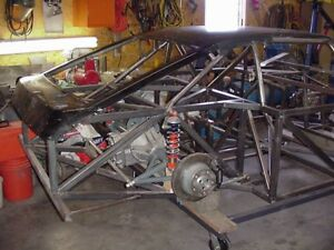 Tube chassis race car project