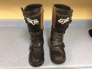 Youth size 7 - Comp 3 boots - good used condition