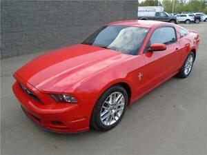 ** 2014 ** FORD ** MUSTANG ** V6 ** PREMIUM ** AUTO ** LOW KMS *