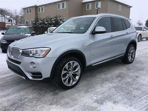 2016 BMW X3 xDrive28i |Navigation|Heads Up Display| Warranty
