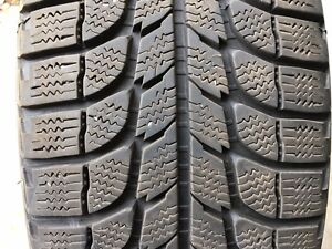 4 Michelin Winter Tires 225/70 R 16 - 250$ West Island Greater Montréal image 4