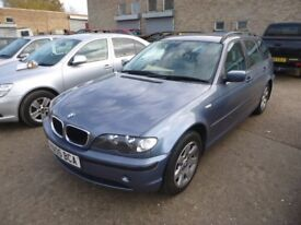 BMW 3 SERIES - HA05BCA - DIRECT FROM INS CO