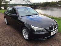 2008 M BMW 5 SERIES 3.0 525D SE 4D 195 BHP DIESEL