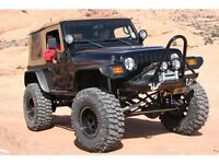 Looking for lifted jeep YJ TJ
