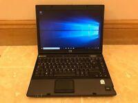 HP COMPAQ NC6400 LAPTOP NOTEBOOK - WINDOWS 10 - INTEL 2GHz - 2GB RAM