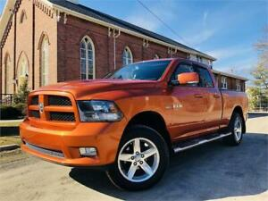 2010 Dodge Ram 1500 Sport - HEMI + DUAL EXHAUST + LIFTED
