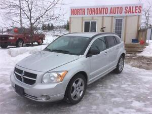 2007 DODGE CALIBER R/T - AWD - HEATED SEATS - 4 CYLINDER
