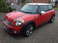 Mini Cooper 2012 olympic special edition