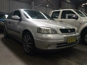 2003 Holden Astra TS SXI Silver 4 Speed Automatic Hatchback Macquarie Hills Lake Macquarie Area Preview