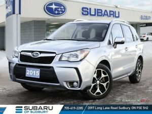 2015 Subaru Forester 2.0XT LIMITED - TURBO - X MODE - NEW BRAKES