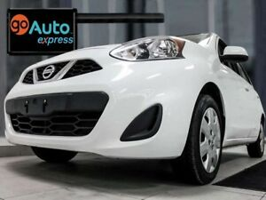 2016 Nissan Micra SR, 1.6L I4, Fuel Efficient, Hatchback