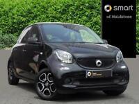 smart forfour hatchback (black) 2017-06-30