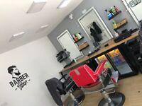 Running Barber Shop For Sale