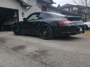 2005 Porsche 911 carrera S Coupe (2 door)
