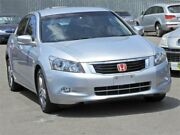 2008 Honda Accord 8th Gen VTi Silver 5 Speed Sports Automatic Sedan Moorooka Brisbane South West Preview
